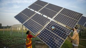 Coronavirus lockdown speeds India's shift from coal to solar power