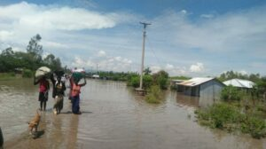 East Africa faces triple crisis of Covid-19, locusts and floods