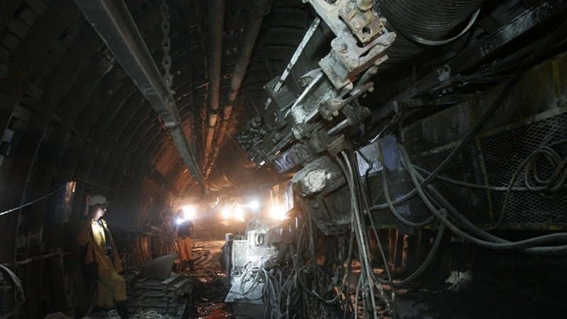 A PGG coal mine in Poland (Photo: PGG/Flickr)