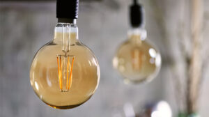 LEDs: a bright idea for decoupling economic growth and carbon emissions