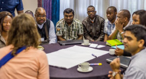 The South steps forward in climate knowledge collaboration