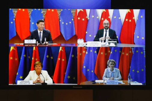 EU-China summit