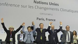 UK, UN bill Paris Agreement anniversary as key moment for raising climate ambition