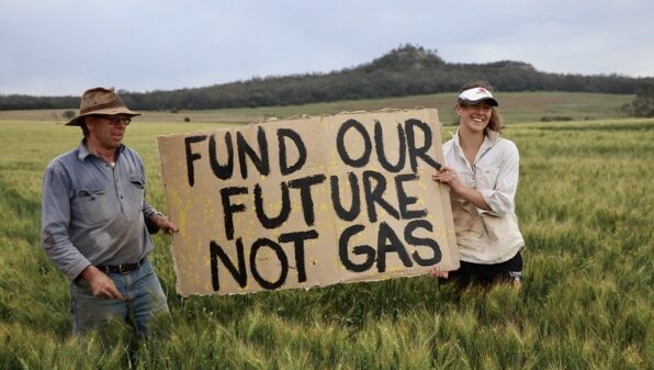 Australia green-lights controversial project in 'gas-fired recovery'