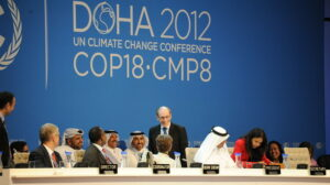 Nigeria, Jamaica bring closure to the Kyoto Protocol era, in last-minute dash