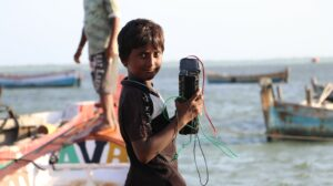 In this Indian fishing community, radio is saving lives and livelihoods