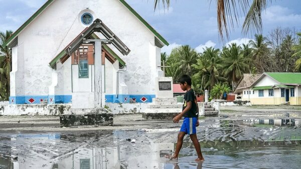Oxfam: Rich countries are not delivering on $100bn climate finance promise