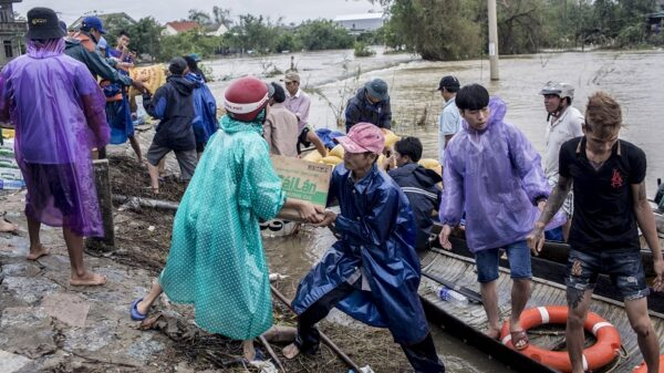 Vietnam braces for Typhoon Molave, in worst tropical storm season for decades