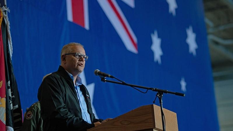 Asian net zero wave leaves Australia's Scott Morrison isolated