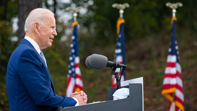 Biden promised to expose 'climate outlaws'. Here's who could make his list