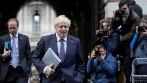 Boris Johnson sets out 10-point plan to get UK on track for net zero
