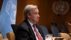 Guterres: UN will build global coalition for carbon neutrality in 2021
