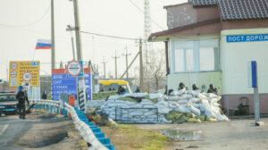 Russia-Ukraine dispute over Crimea spills into UN climate forum