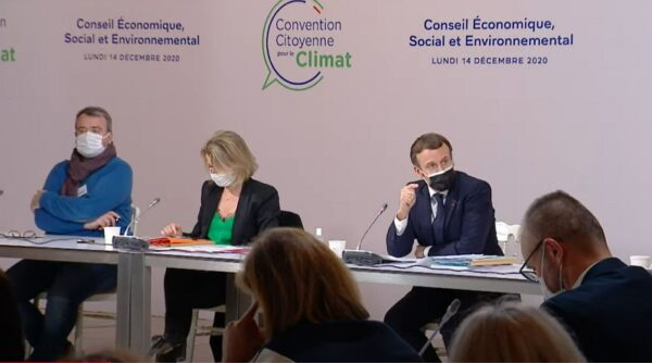 French draft climate law criticised for weakening ambition of citizens' assembly
