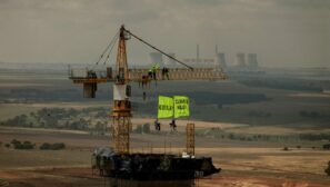 South African campaigners push for faster coal exit in presidential commission
