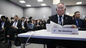 Climate veteran Xie Zhenhua returns as China's special envoy