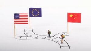 Three ways the EU, China and US should deepen cooperation on climate in 2021