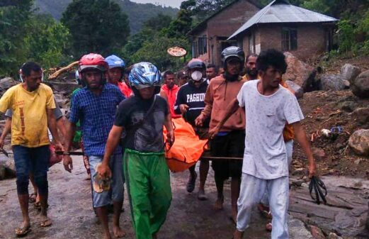 Cyclone Seroja kills 160 people, exposes Indonesia's climate vulnerability