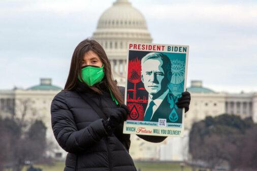Joe Biden's $1.2bn budget for Green Climate Fund falls short of campaigner demands