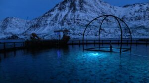 Innovative lighting can contribute to sustainable farming and fishing in Europe