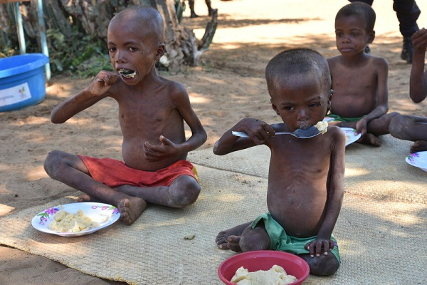 Southern Madagascar at risk of famine amid worst drought in 40 years