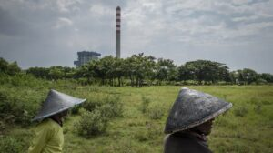 UK calls on Indonesia to set out roadmap to net zero emissions