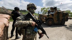 Nato considers net zero by 2050 target in move to green military operations