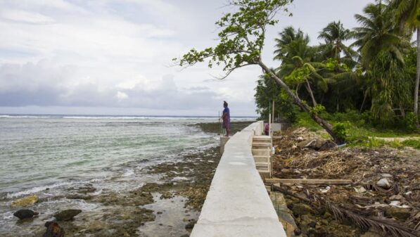 Pacific islands make lonely case for carbon price on shipping