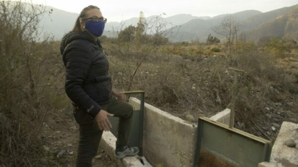 Chileans look to new constitution to return water to communities