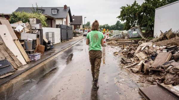 Europe's floods hit my childhood home, sweeping away my parents' sense of safety