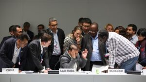 Cop26 delegates from 'red list' countries will need to isolate for 5 days in the UK