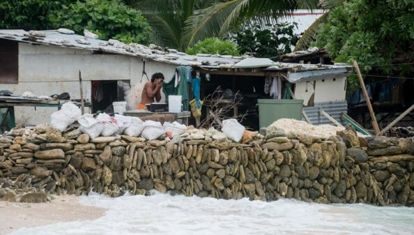 Pacific islands call for zero carbon shipping by 2050, citing IPCC report