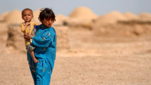 Afghanistan at risk of hunger amid drought and Taliban takeover
