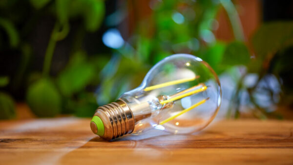 Ultra energy-efficient LED with 50-year lifespan set to hit shelves