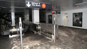 New York floods show subway systems must be prepared for climate change