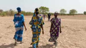 The sound of West Africa's changing climate