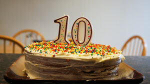 Turning 10 - Climate Weekly
