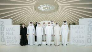 UAE sets net zero by 2050 target, promises renewable investments