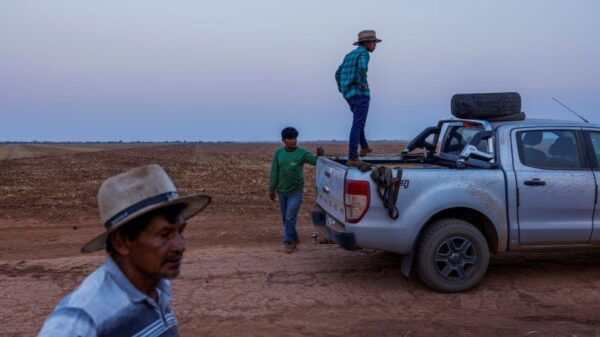 On the edge of the Amazon, Manoki people grow soy and fight for land rights