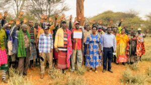 Indigenous communities raise their voices to secure land rights in northern Kenya