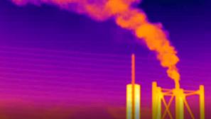 Revealed: Cop26 sponsor National Grid spewing methane across England