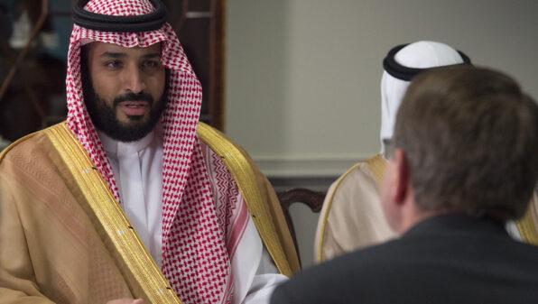 Saudi pledges net zero by 2060, but no oil exit plan